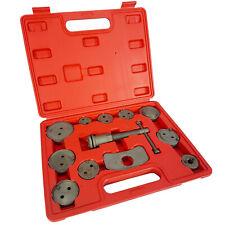 Set kit Arretratore pistoncini freno auto 12pz pinze per pressare freni a disco