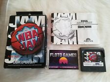 Jeu NBA Jam pour Sega Game Gear PAL Complet CIB - Floto Games
