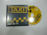 Taxi CD Single Spanish Land Pirates School Rain Me Pre-order 2005 Promo