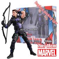 Hawkeye Marvel Avengers Legends Comic Heroes 7in Action Figure Kids Toy In Stock