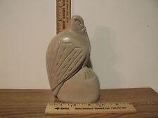 Pelican Shore Bird Statue Sculpture Unmarked