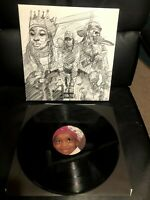 "LITTLE SIMZ ""A CURIOUS TALE OF TRIALS + PERSONS"" LP BLACK VINYL GATEFOLD"