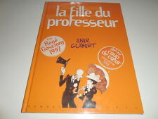 EO LA FILLE DU PROFESSEUR/ SFAR/ GUIBERT/ BE