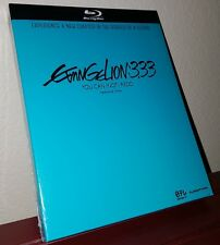 Evangelion 3.33: You Can (Not) Redo movie [Blu-ray] *NEW*