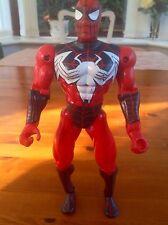 """Spiderman Toy Figure - 10"""" Poseable Spiderman Figure"""