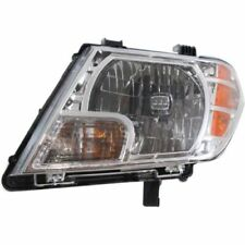For Frontier 09-16, CAPA Driver Side Headlight, Clear Lens