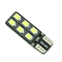 Best Car LED Light Error Free CANBUS T10 2W W5W 194 168 2825 2821 12-SMD