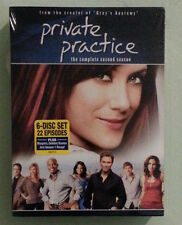 PRIVATE PRACTICE the complete second season   DVD NEW