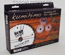 Kumihimo Starter Braiding Kit Everything Needed For Your 1st Creation