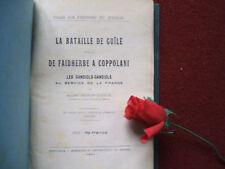 DUGUAY- CLEDOR .A. 2 ESSAIS  : HISTOIRE DU SENEGAL 1931