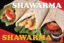 """Shawarma Poster 24"""" x 36"""""""