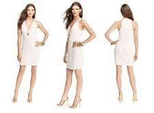 JUICY COUTURE TERRY WHITE MALIBU DRESS COVER UP NEW $98 XL