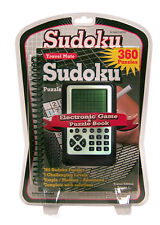 Sudoku Electronic Hand Held Pocket Game and Puzzle Book Vol 1 New and Sealed