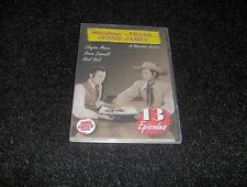 THE ADVENTURES OF FRANK AND JESSE JAMES CLIFFHANGER SERIAL 13 CHAPTERS 2 DVDS
