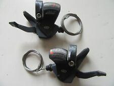 Shimano Deore LX SL-M570 Rapidfire Plus Shifters 3 x 9 (3132)