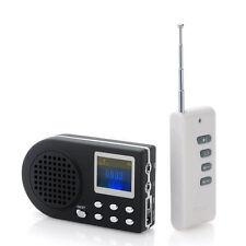 RICHIAMO ELETTRONICO UCCELLI CACCIA BIRDWATCHING 120DB MP3 LCD TELECOMANDO USB