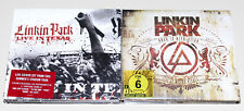 2 x LINKIN PARK - LIVE IN TEXAS & ROAD TO REVOLUTION AT MILTON KEYNES - CD DVD