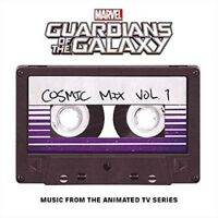 MARVEL GUARDIANS OF THE GALAXY Cosmic Mix Vol. 1 CD NEW Music From TV Series