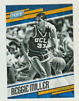 2018 Panini Father's Day #49 REGGIE MILLER Indiana Pacers HOF QTY AVAILABLE