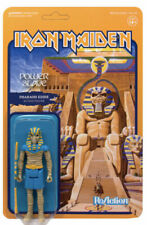 Pharaoh Eddie Power Slave Iron Maiden Super 7 Reaction Action Figure