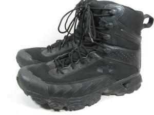 Under Armour Valsetz Tactical Boot Men size 8.5 Black