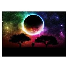 Full Drill DIY Starry Sky 5D Diamond Painting Embroidery Cross Stitch Home Decor