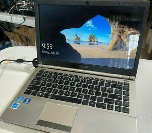 Asus U46E, Core i5, 8GB RAM, Original HD, no OS