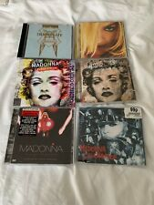 Madonna Greatest Hits CDs Immaculate Collection, GHV2, Celebration