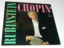 LP CHOPIN artur RUBINSTEIN old pictures RCA VICTOR LS-10164-M