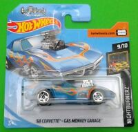 2018 Hot Wheels Cars on short cards - Numbers 1 to 80 (You Choose)
