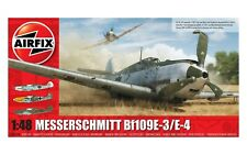 AIRFIX - MESSERSCHMITT Bf109E-3/E-4 GERMAN FIGHTER PLANE - 1:48 - A05120B -