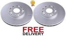 FOR LEXUS IS200 IS300 2.0 3.0 (1999-2006) FRONT BRAKE DISCS SET NEW (296MM)