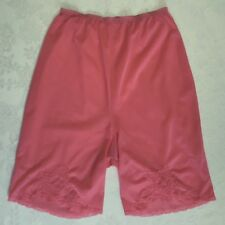 Vintage Hot Pink Rose Bloomers - Size Extra Small