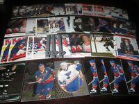 Huge Lot of 40 Brett Hull Hockey Cards Blues