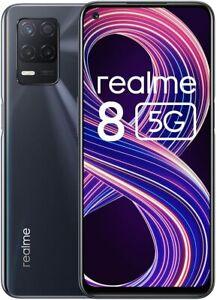 "SMARTPHONE REALME 8 5G 6GB 128GB DISPLAY 6.5"" 48MPx DUAL SIM NUOVO"