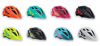 MET Crackerjack Youth Cycling Helmet Protective Kids Bicycle Helmet Unisize