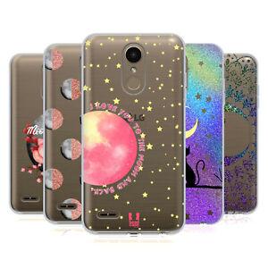 HEAD CASE DESIGNS MOON ILLUSTRATION GEL CASE FOR LG PHONES 1