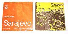 Sarajevo 1984 olympic games brochure panorama