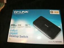 TP-LINK TP-Link (TL-SG1008D) 8-Ports External Switch