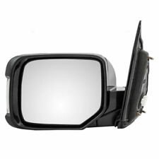 FIT FOR 2009 - 2015 HD PILOT MIRROR POWER HEATED MEMORY SIGNAL LEFT DRIVER