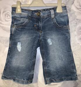 Girls Age 5 (4-5 Years ) Next Denim Shorts