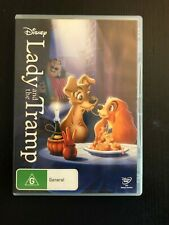 Lady and the Tramp Disney DVD