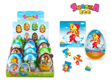 Eggs Time: Giant Skazka Egg 2 cups of Chocolate Spread + Magnetic puzzles 1.4oz