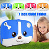 "7"" inch Kids PC Tablet Android 4.4 HD Dual Camera Quad Core 8GB WiFi Child Gift"
