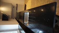 Black   with Flecks  Quartz | Kitchen Worktop Affordable Prices !!!