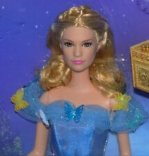 Cinderella Royal Ball Live Action Disny Movie  Lily James Mattel Doll NRFB 2014