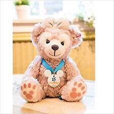 Tokyo Disney Sea 15th Duffy x Steiff ShellieMay 3000 limited Plush Doll Bear F/S