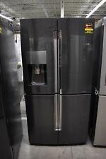 "Samsung RF22K9381SG 36"" Black Stainless French Door Refrigerator NOB #34175 CLW"