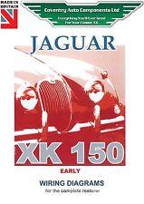 wiring diagram jaguar jaguar early xk150 exploded wiring diagram book 9188