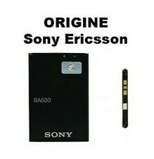 BATTERY ORIGINAL BA600 SONY ERICSSON XPERIA U ST25i ORIGIN NEW